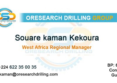 ore search drilling